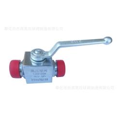 YJZQ-J15W外螺纹高压球阀