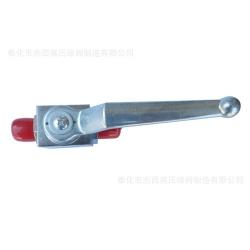 QJH-10WL外螺纹高压球阀